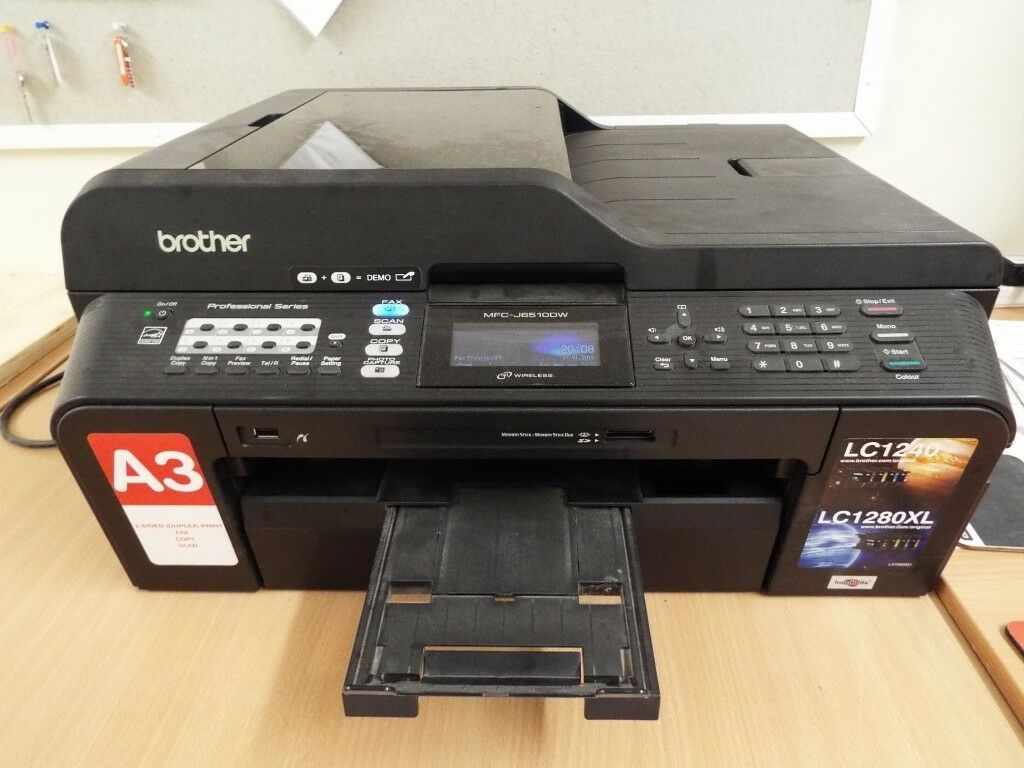 For Sale  Brother A3 Printer - Scanner Model No LC1280XL | in Ayr, South  Ayrshire | Gumtree