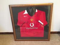 Signed Manchester United Top - 2006