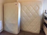 3 mattresses