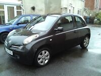 2004 nissan micra SX 1.2 TOP SPEC cheap insurance cheap to run brilliant car
