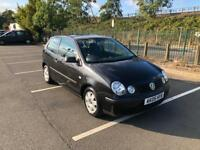 2005 (05) VOLKSWAGEN POLO TWIST 1.4 AUTO, MOT TIL MAY 2019 HPI CLEAR.......66,600 miles