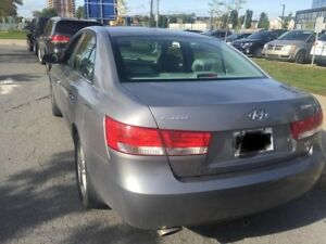 Hyundai sonata 2006 a vendre ( 113000 km )