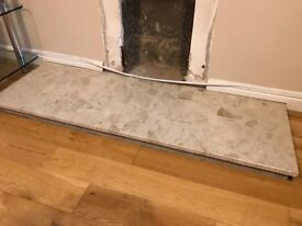 FREE Marble Slab Fireplace Hearth