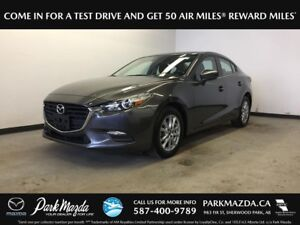 2017 Mazda Mazda3 FWD - Bluetooth, Backup Cam, Heated Front Seat