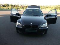 2009 e60 BMW 530d