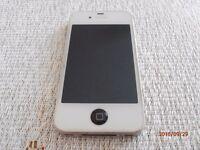 iPhone 4 16 GB - UNLOCKED - WHITE