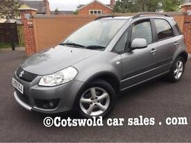 59 suzuki sx4 1.6glx auto 5door inspected by AA reported no faults! 41000 miles fsh years mot mint!!