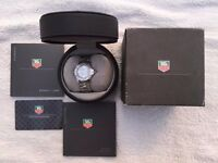 Ladies TAG HEUER Stainless Steel 2000 Series Watch in Excellent Condition with All Paperwork