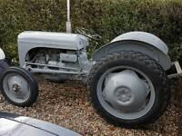 Grey Ferguson Fergi Tractor T20 1950