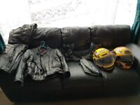 Getting rid of my Motorcycle gear.