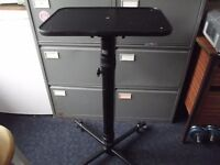Unicol telescopic, tilting Projector/Media Stand - used