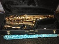 Buffet Crampion Tenor Saxophone