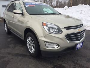 2016 Chevrolet Equinox LT|ONE OWNER LOCAL TRADE|$73 WEEKLY O.A.C