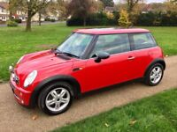 2004 MINI ONE 1.6 **PART EXCHANGE AVAILABLE**