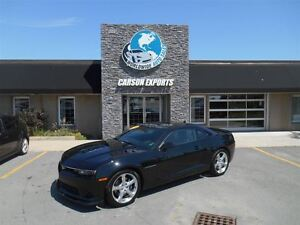 2015 Chevrolet Camaro SS MANUAL! FINANCING AVAILABLE