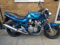 Suzuki bandit 600. Very good condition. First to see will buy.