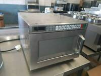 commercial panasonic microwave ne1853 catering equipment