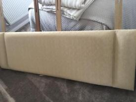 Headboard and Bed Linen