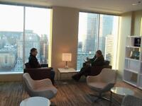 Turnkey office available in Downtown Montreal