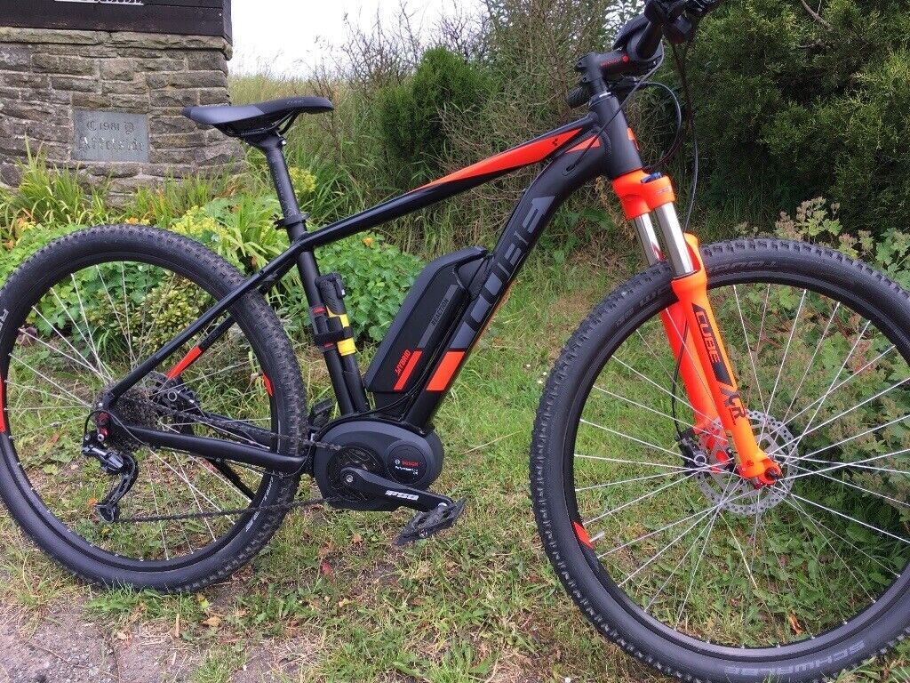 Cube Electric Bike In Bolton Manchester Gumtree