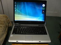 Toshiba Satellite A100-065 laptop & Epson Stylus SX200 Printer. Working, for parts or repair