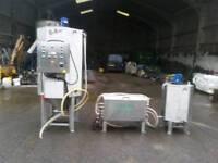 Bio diesel processor