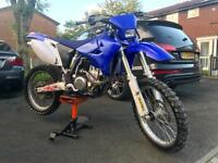 2005 YZF/WR 450 *ELECTRIC START CONVERSION* FULL WORKING LIGHT KIT* EXTREMELY QUCIK BIKE*