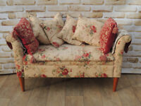 Laura Ashley storage bench / seat / ottoman (Delivery)