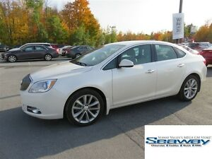 2014 Buick Verano Leather Edition  - $117.17 B/W - Low Mileage