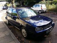 Volkswagen Golf 1.4 S 5dr 2002 (52 reg) | 105,272 miles
