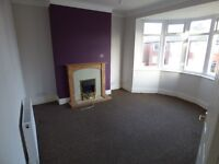 North Fenham,Newcastle,Private Street. 3 Bed Immaculate Flat. No Bond!DSS Welcome!