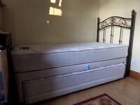 Single bed / Guest bed