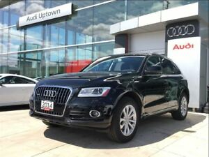 2014 Audi Q5 2.0L Progressiv W/ PANORAMIC ROOF