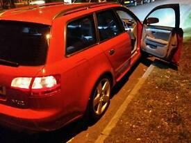 Audi a4 Quattro s line AVANT Tip 3.0tdi