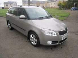 Skoda Fabia 2 TDI Estate 2010 (10) 1 Owner Full Service History 1 years MOT