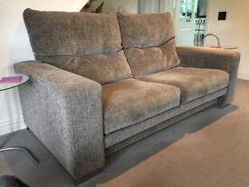 Fama Sofa & Swivel Recliner Armchairs
