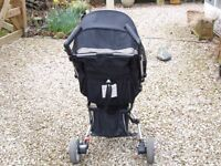 'Petite Star Zia +' buggy in good clean condition.