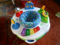 Learn and Groove baby bouncer