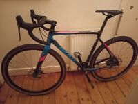 Giant TCX SLR1 cyclocross / gravel bike - size medium