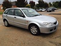 Mazda 323 1.6 5dr Low Mileage