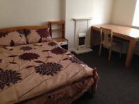 3xDOUBLE ROOMS £75 A WEEK £0 DEPOSIT ALL BILLS INC NO DSS EUROPEAN FRIENDLY NO HIDDEN FEES