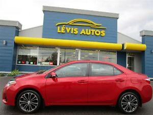 2014 Toyota Corolla S 6 VITESSE MAGS TOIT OUVRANT BEAU LOOK 6360