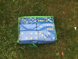 Outdoor Dominoes Set