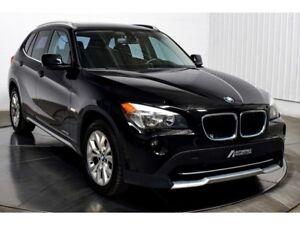 2012 BMW X1 PREMIUM XDRIVE CUIR TOIT PANO MAGS