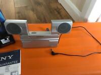 SONY speaker portable