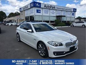 2014 BMW 5 Series 535i xDrive| Navigation | Backup Sensors| Sunr