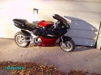 !!! R-32 Viper Mini Super Bike!!!!