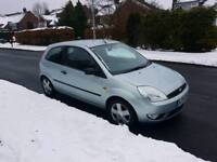 2004 FORD FIESTA 1.4 FLAME excellent condition