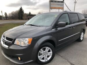 2016 Dodge Grand Caravan Crew Crew with Pwr Seat , Captains C...