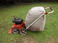 Billy Goat Garden Vacuum Leaf Collector